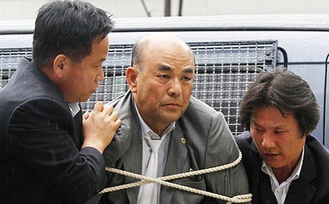 Ro Su Hui detenido en el momento de pisar suelo de Corea del Sur