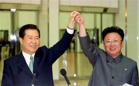 Kim Jong Il Kim Dae-jung
